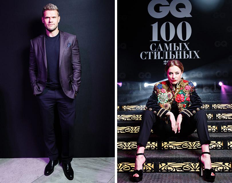 Светская неделя с Ириной Чайковской: 100 самых стильных мужчин поверсии журнала GQ. Владимир Яглыч. Виктория Шелягова