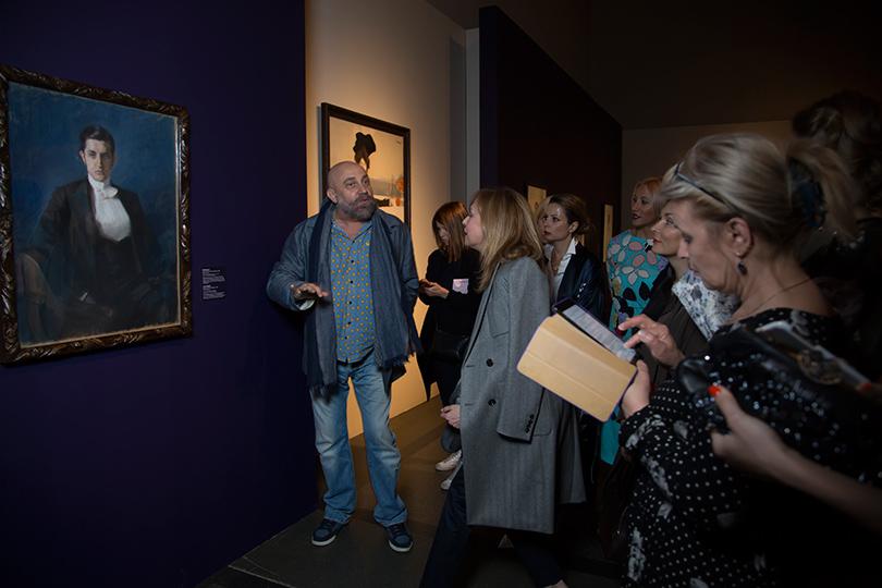 Art & More: юбилейная выставка Льва Бакста в Пушкинском музее. Павел Каплевич проводит экскурсию по выставке