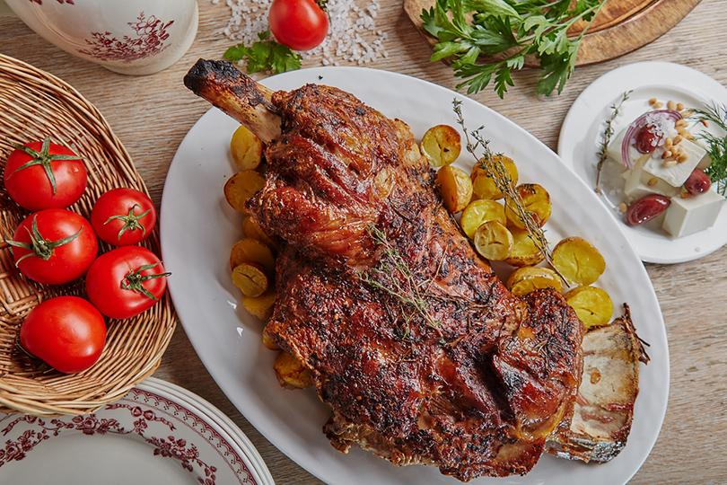 Праздники в московских ресторанах: «Честная кухня»