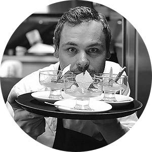 Томас Касса, шеф-повар ресторана Salumeria