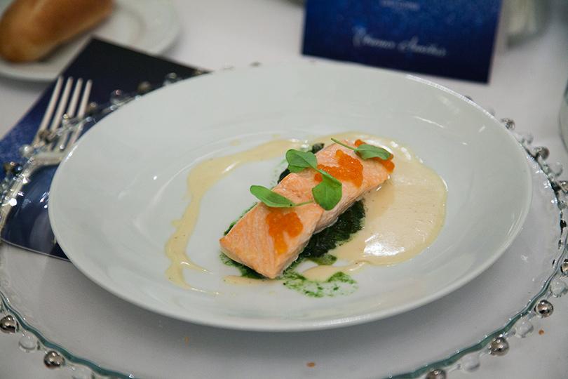 Светская хроника: гастрономический ужин LeMarché Bleu отGrey Goose