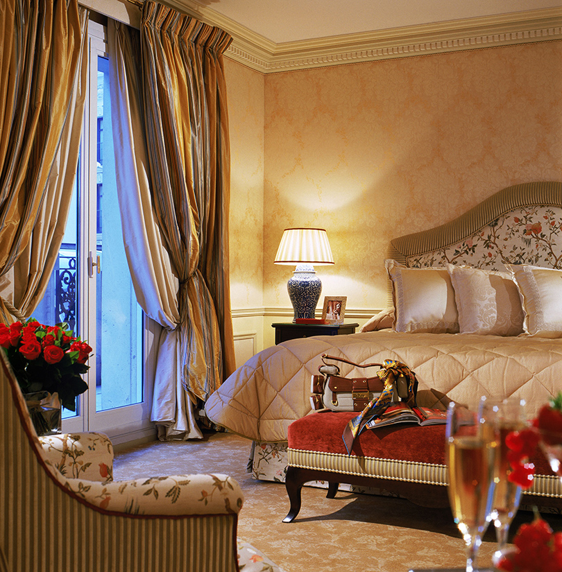 Идея наканикулы: Hotel Metropole Monte-Carlo— позаконам бибопа. Junior suite