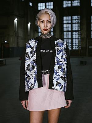 10молодых российских модных брендов, вкоторые выточно влюбитесь. Outlaw Moscow