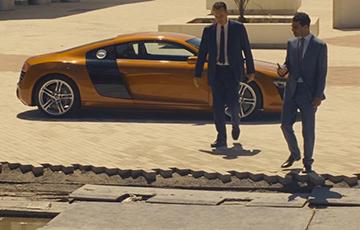 Автомобили для супергероев идругие подвиги отдела маркетинга. «Голограмма для короля», 2016