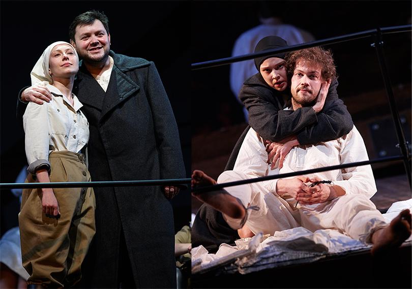Спектакль театра «Современник»— «Скажите, люди, куда идет этот поезд...»