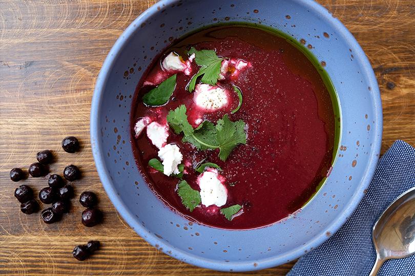 Всвоей тарелке: холодные супы вресторанах Москвы. Beer &Brut