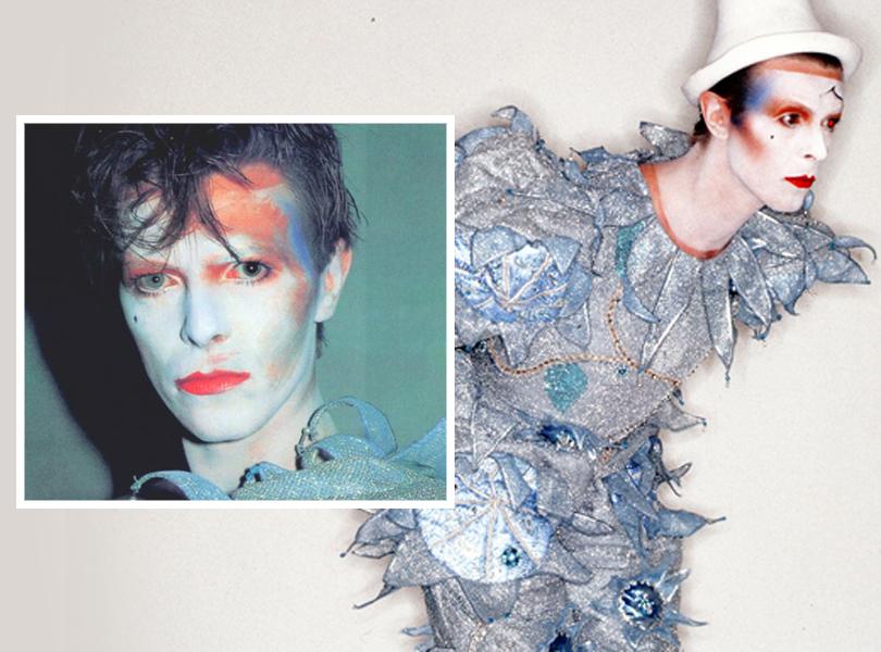Альбом Ashes to Ashes, возвращение экстравагантного образа, 1980 г.