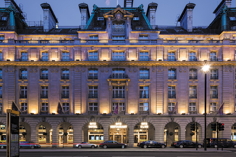 Идея наканикулы: Пасха вевропейских отелях. Лондон, Великобритания: отель The Ritz London