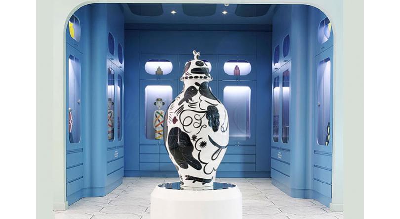 Design & Decor с Еленой Соловьевой: основные тренды Миланского мебельного салона. Хайме Айон