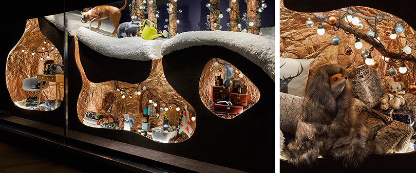 Новый год: праздник кнам приходит— самые красивые рождественские витрины мира. John Lewis