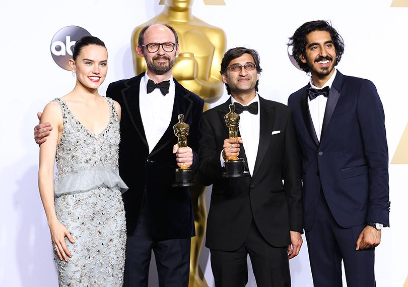 Oscars Special 2016: Дэйзи Ридли, Асиф Кападия, Джеймс Гай-Рис