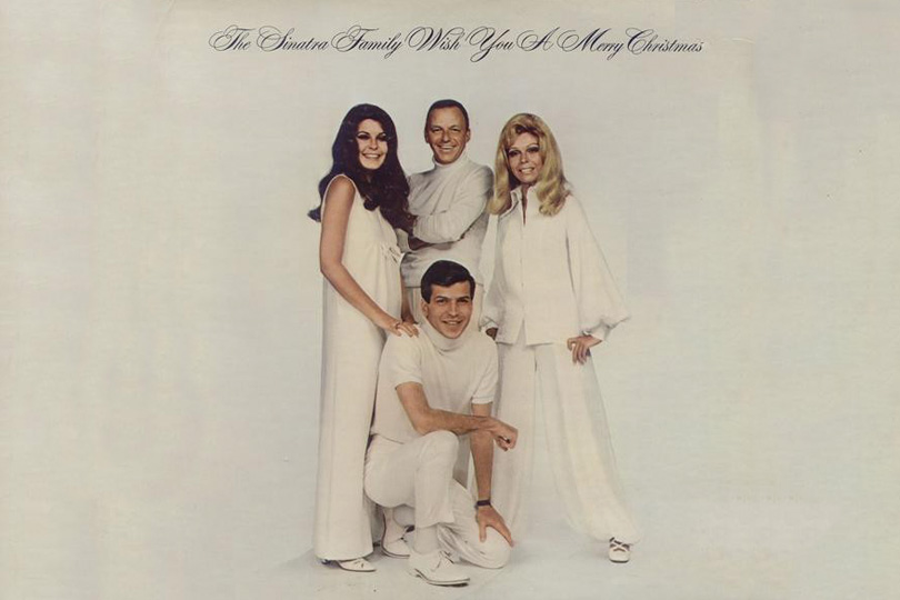 The Sinatra Family Wish You aMerry Christmas (Reprise, 1968)