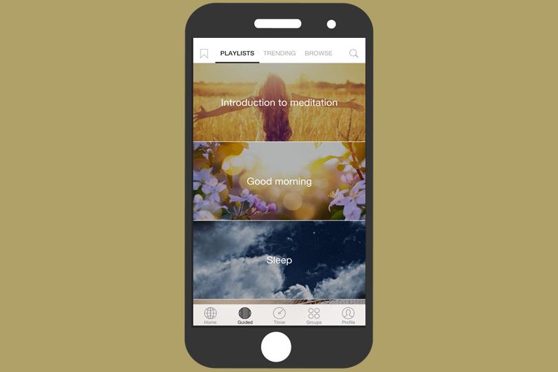 Смарт-забота: какие приложения изменят вашу жизнь к лучшему. Insight Timer