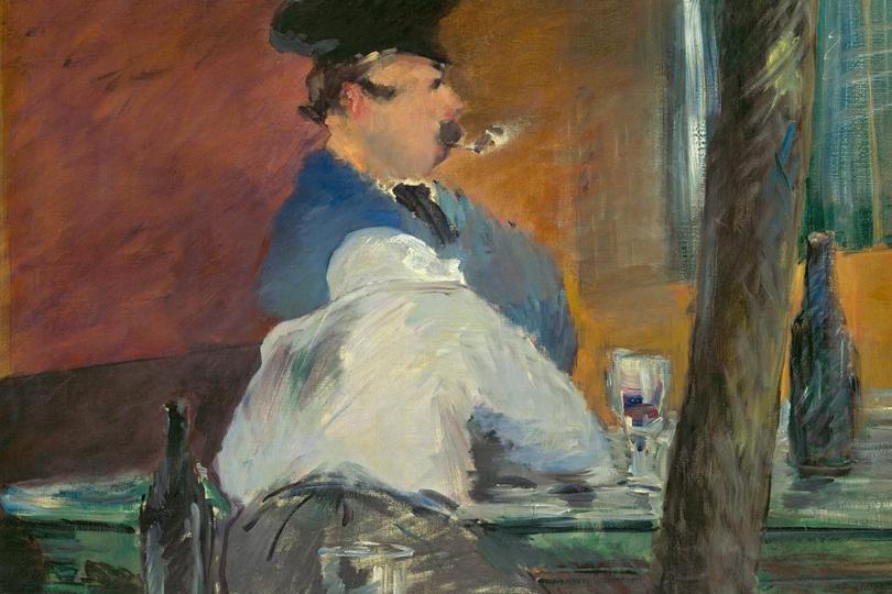Эдуард Мане. Кабачок. 1878–1879