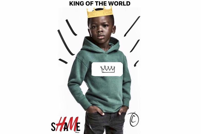 Posta Kids Club: после «расистского» скандала бренду H&M объявили бойкот
