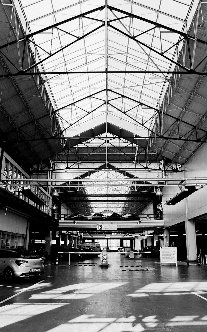 ВБрюсселе открывается филиал Центра Помпиду