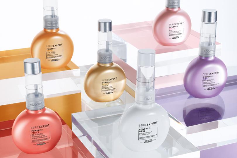 УL'Oréal Professionnel появилась новая салонная услуга Power Mix.