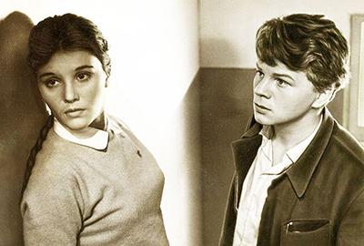 Что посмотреть ввыходные: советские фильмы ошколе. Аесли это любовь? (1961)