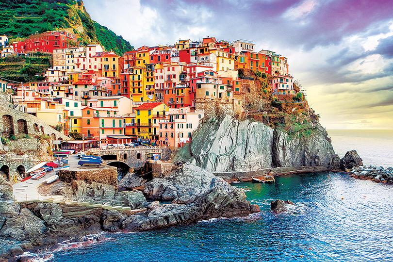 Планы налето: живописные города Европы, которые можно обойти пешком. Манарола, Италия