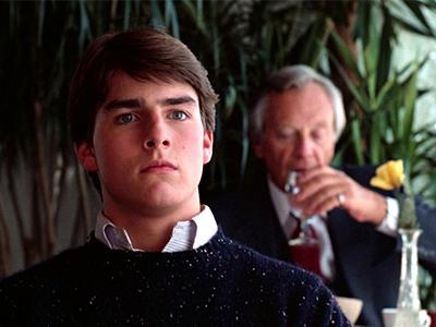Отнаходчивого школьника довечного спецагента: Тому Крузу— 55. «Рискованный бизнес», 1983