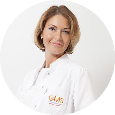 Анна Морозова, медицинский директор «GMS ЭКО», гинеколог-репродуктолог, эндокринолог