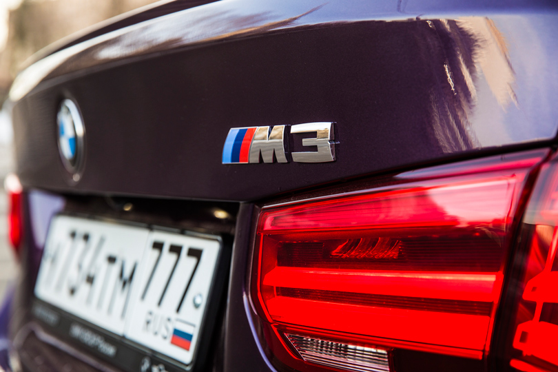 Cars with Jan Coomans: BMW M3 review