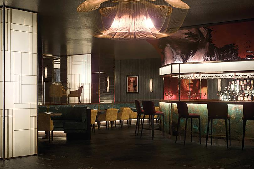 Новый ресторан: King's Social House в Санкт-Морице