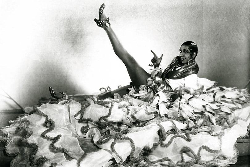 Первый именной Suite впарижском LeBristol— вчесть американской танцовщицы Жозефины Бейкер