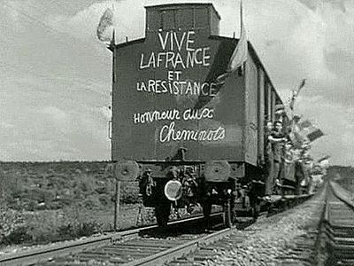 «Битва нарельсах»/ LaBataille durail (1946, Франция) Рене Клеман  Международный приз жюри, приз залучшую режиссуру