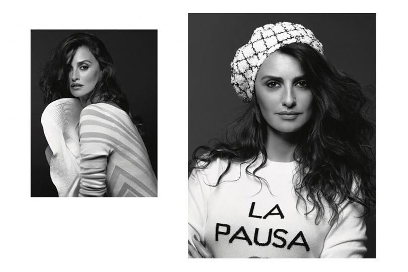 Пенелопа Крус дебютировала в рекламной кампании Chanel