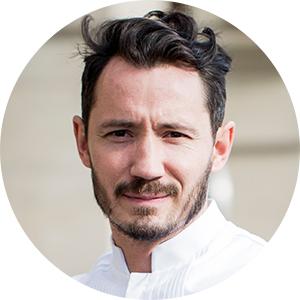 Седрик Гроле (лучший шеф-кондитер 2018 года по версии рейтинга World's 50 Best Restaurants, шеф-кондитер парижского Le Meurice)