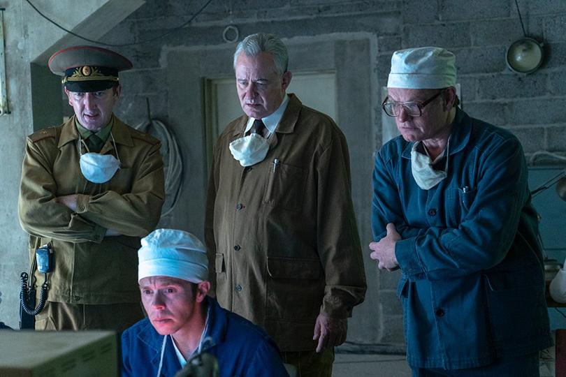#PostaСериалы: «Чернобыль» — жутко громко и запредельно близко