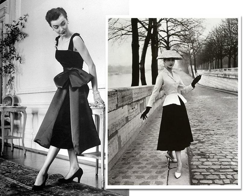 Style Notes: империя роскоши. 70лет Дому Dior. 1946— Начало пути