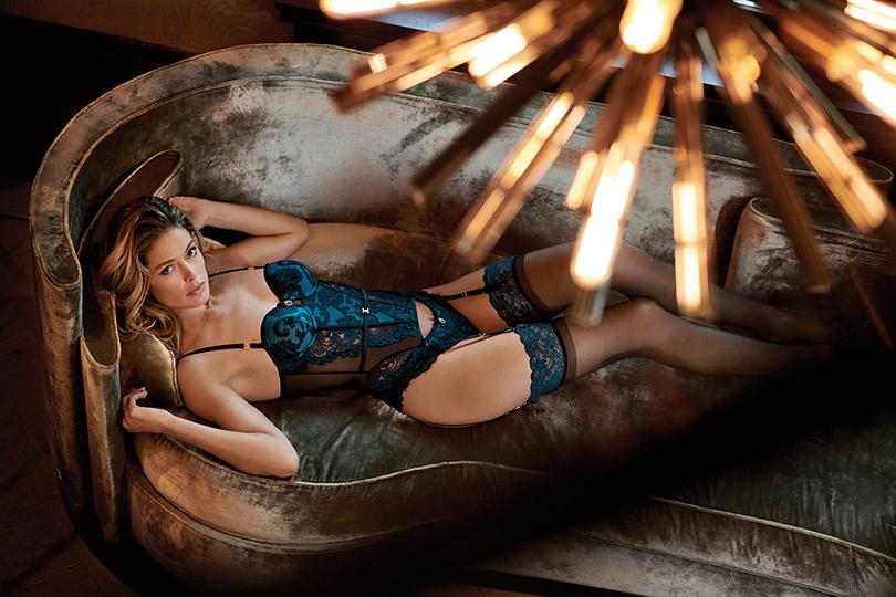 Эксклюзив Posta-Magazine: модель Даутцен Крус — о любимом белье, новой сексуальности и своих ритуалах красоты