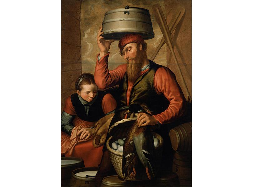 Питер Артсен. Торговец дичью.1561