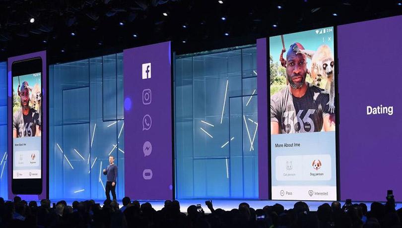 «Фейсбук» готовит собственный сервис знакомств, доступный для пользователей состатусом «холост»
