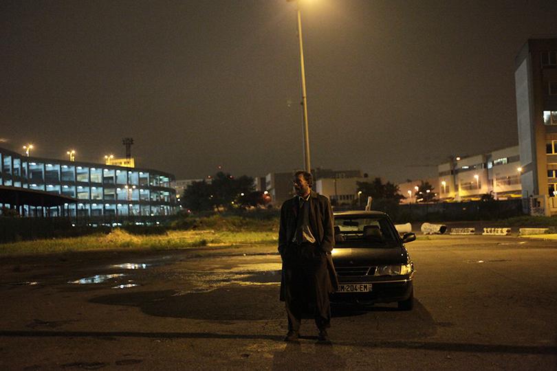 Кино недели: «Черная полоса» Эрика Зонка