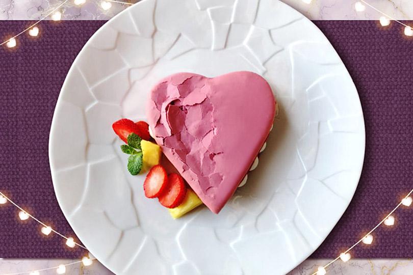 Как отпраздновать День святого Валентина: четыре сценария для гурманов инетолько. Сценарий первый: романтический. Вдизайн-отеле «СтандАрт»