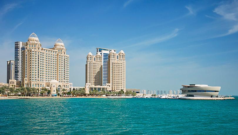 #postatravelnotes Катар— сафари впустыне, ужин вNobu иинтенсивная арт-терапия