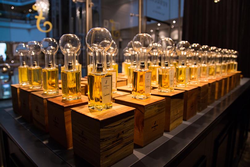 АромаШопинг: новые ароматы от Fueguia 1833 в день рождения бутика