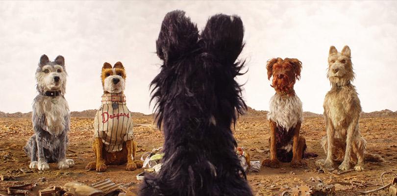 Кадр изфильма «Остров собак»