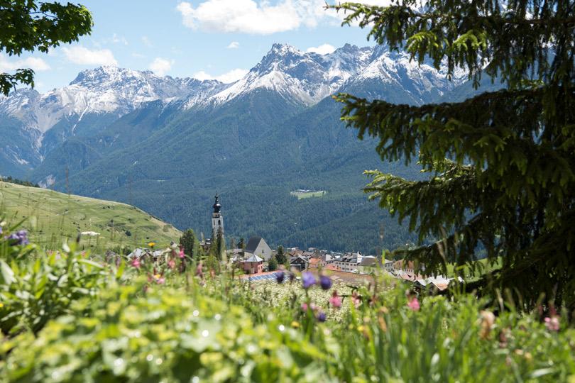 Hochalpines Institut Ftan (HIF) // The High Alpine Institute Ftan