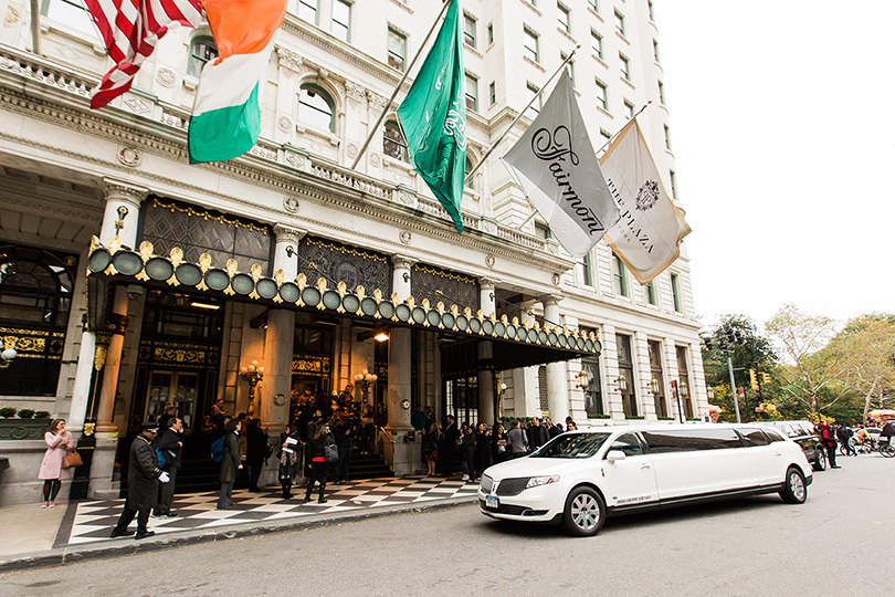 Куда поехать наНовый год: юбилей фильма «Один дома II: Затерянный вНью-Йорке» вотеле The Plaza