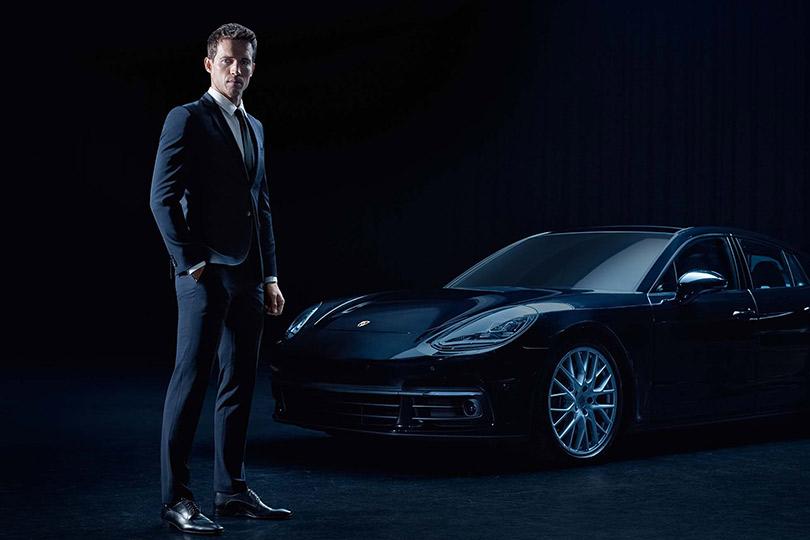 Модный старт: Hugo Boss и Porsche объявляют о начале сотрудничества
