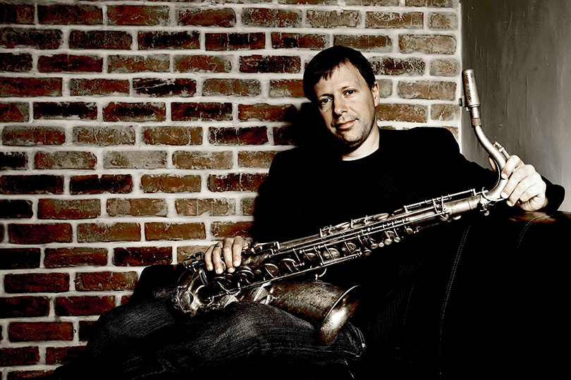Идея дня: XVII международный фестиваль «Триумф джаза». Крис Поттер