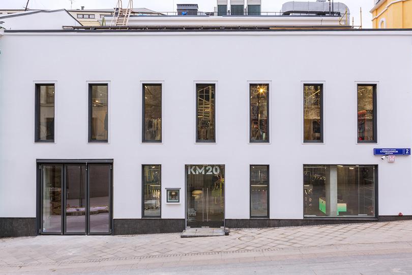Новый ресторан: «КМ20» вСтолешниковом переулке