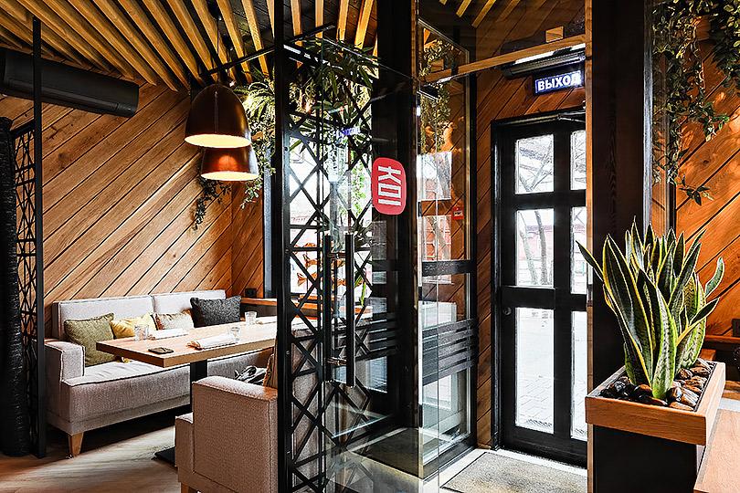 Новый ресторан: Koi наБадаевском заводе