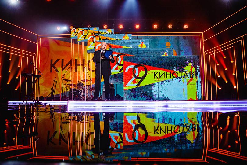 Открытие XXIX фестиваля «Кинотавр» вСочи. Александр Роднянский