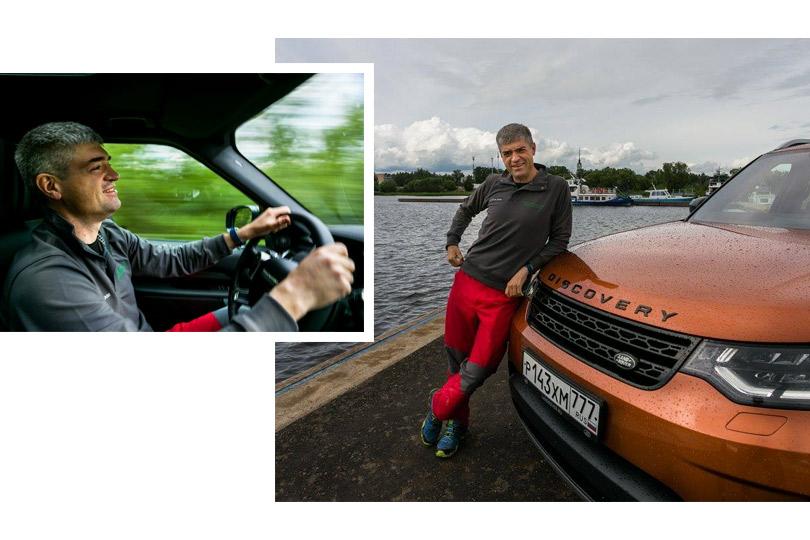 Вокруг света за 70 дней с Land Rover: интервью с профессиональным путешественником и блогером Сергеем Долей