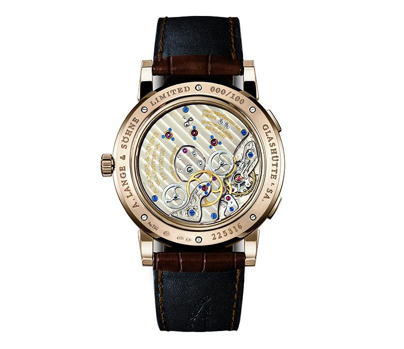 Watches &People сСергеем Серебряковым: новые часы Lange1 Time Zone HG— незаменимый друг путешественника